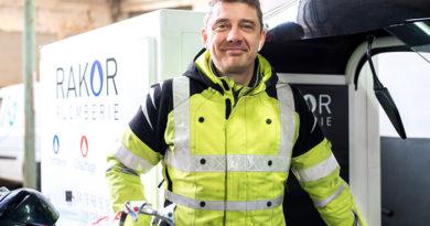 Benoît Quettier, gérant, Rakor Plomberie : « Une flotte économe et ..